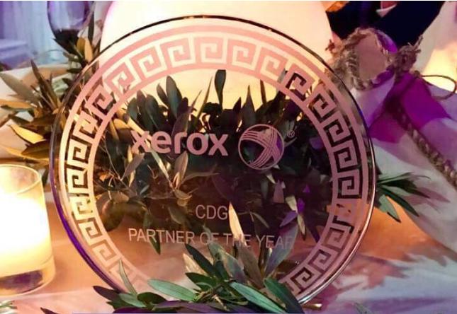 BMK – Xerox gada partneris